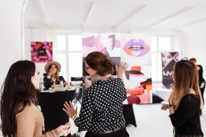 how to throw the perfect blogger event featuring nyx rcktwisdom rckt blg. Black Bedroom Furniture Sets. Home Design Ideas